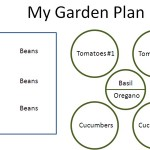 My Vegetable Garden – Planning Stage
