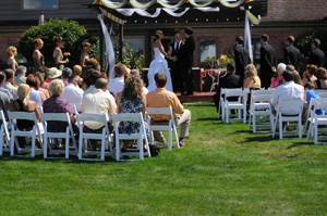 being in wedding