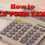 How to Do Your Taxes for the First Time